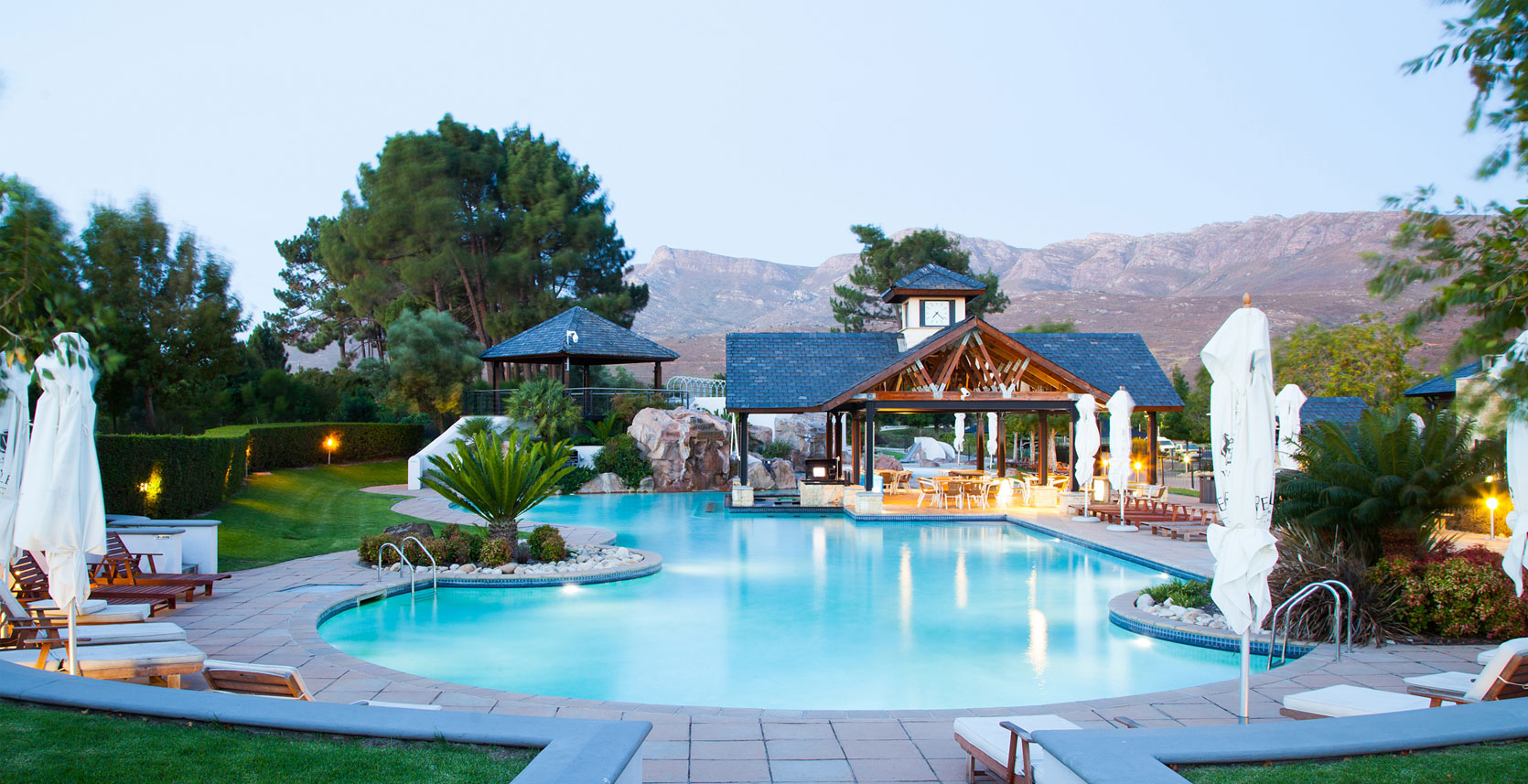 Facilities At Pearl Valley Hotel Franschhoek Paarl Cape Town